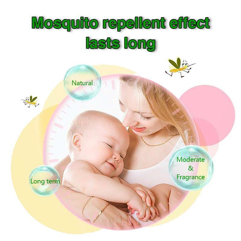 Mosquito Repellent Patch - Natural Formula - mygeniusgift