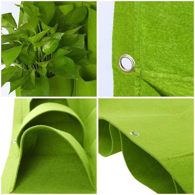 Bearhome Vertical Hanging Growing Bag - mygeniusgift