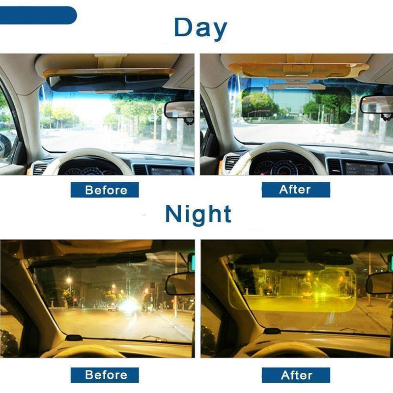 Mygeniusgift™ Day and Night Anti-Glare Car Windshield Visor - mygeniusgift