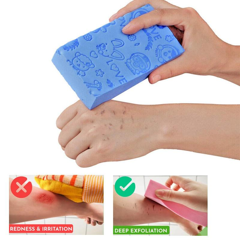 DEAD SKIN REMOVAL BATHING SPONGE - mygeniusgift
