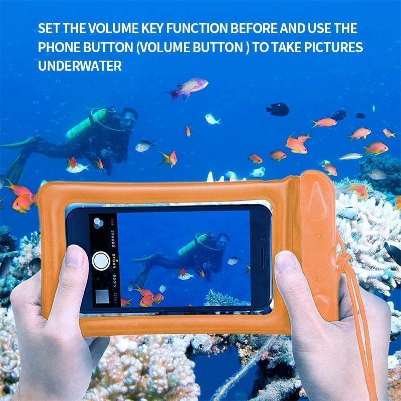Waterproof Floating Phone Case Pouch - mygeniusgift