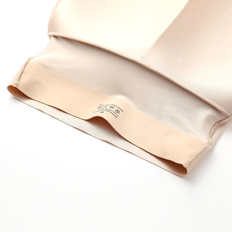 Ice Silk High Waist Shaping Pants