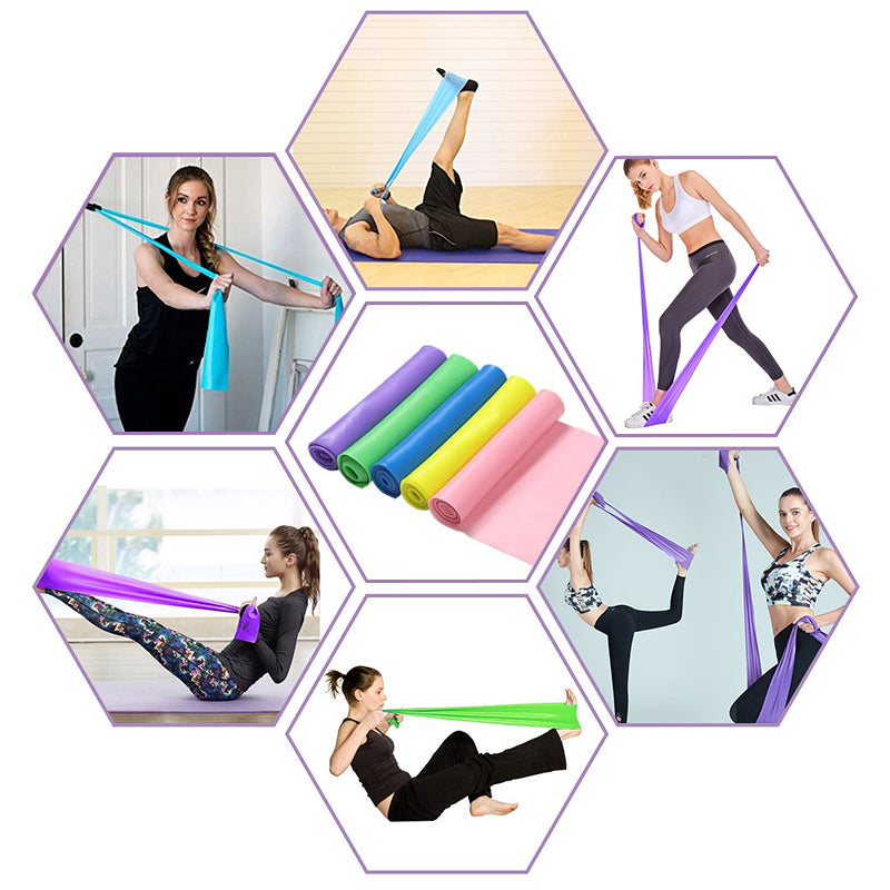 Mygeniusgift™ Yoga Elastic Bands - mygeniusgift