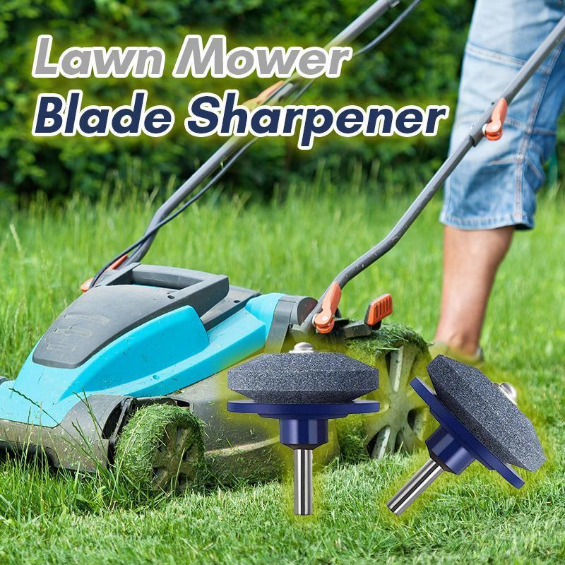 Mygeniusgift™ Lawn Mower Blade Sharpener (1 set) - mygeniusgift
