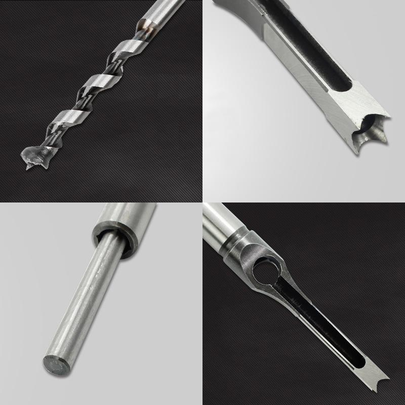 Hollow Chisel Mortise Drill Tool - mygeniusgift