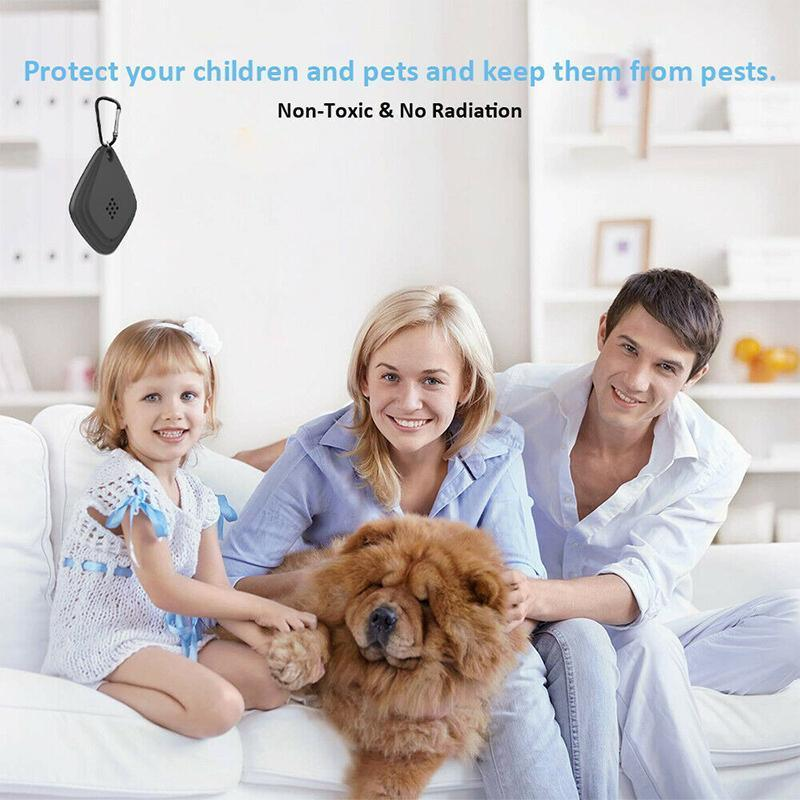 Mygeniusgift™ Ultrasonic Flea & Tick Repeller - mygeniusgift