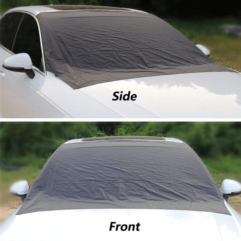 Mygeniusgift™ Magnetic Car Windshield Cover - mygeniusgift