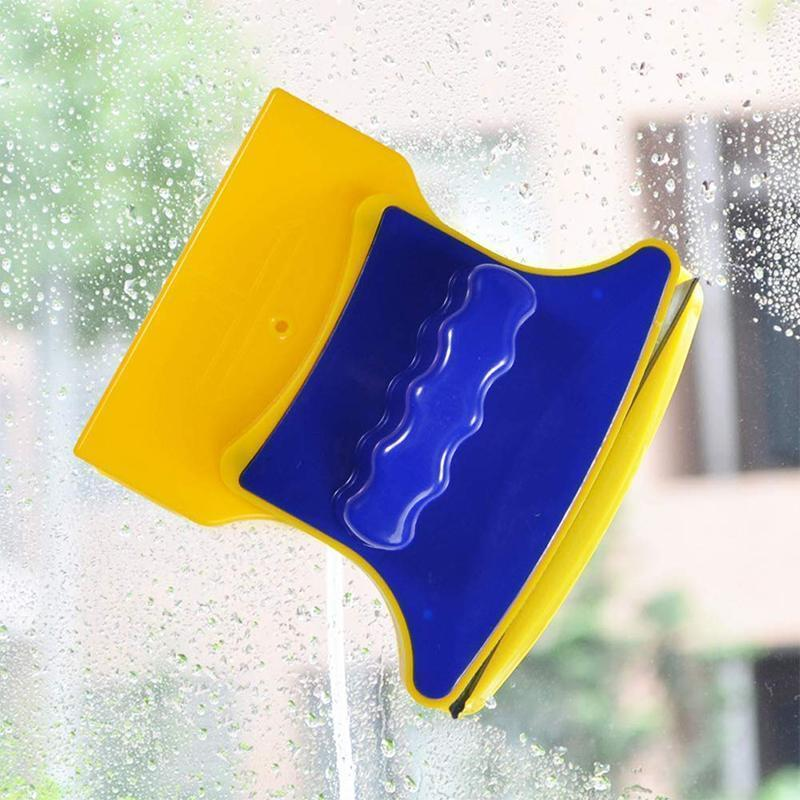 Magnetic Double-sided Window Cleaning Brush - mygeniusgift