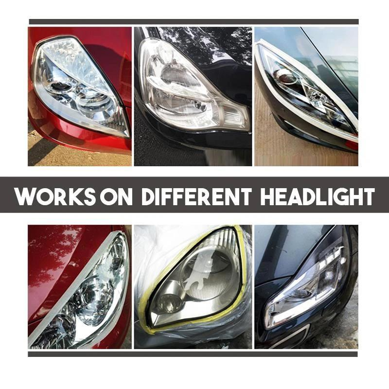 Powerful Advance Headlight Repair Agent