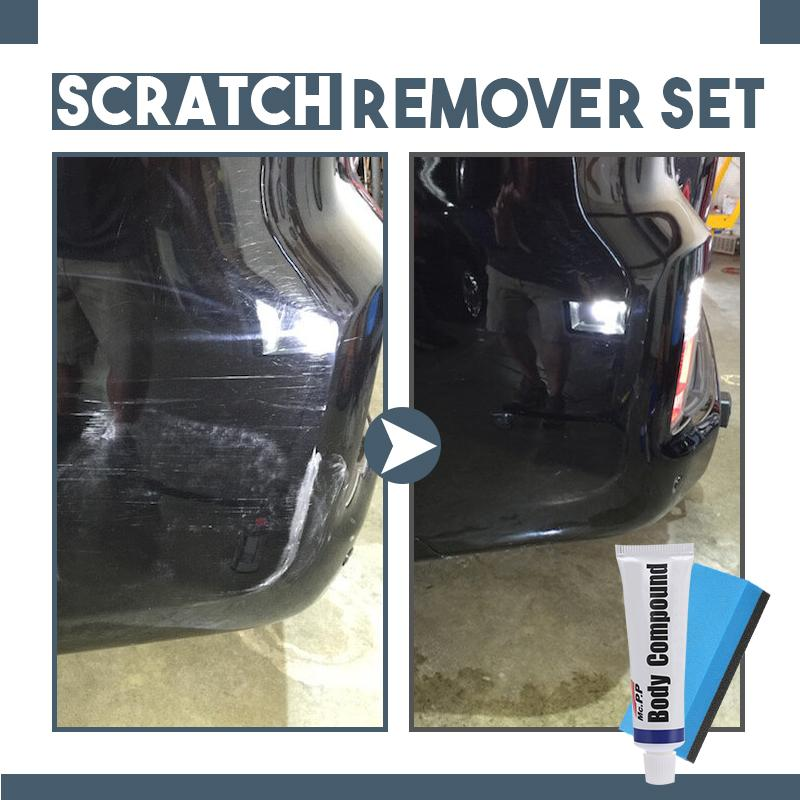 Car Scuff Innovative Remover