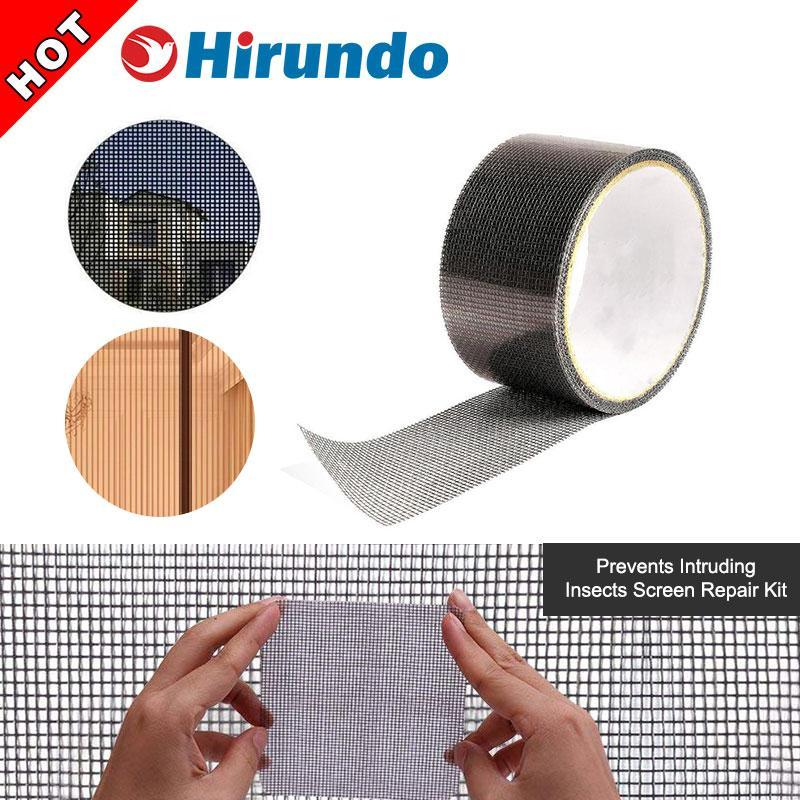 Hirundo® Prevents Intruding Insects Screen Repair Kit - mygeniusgift