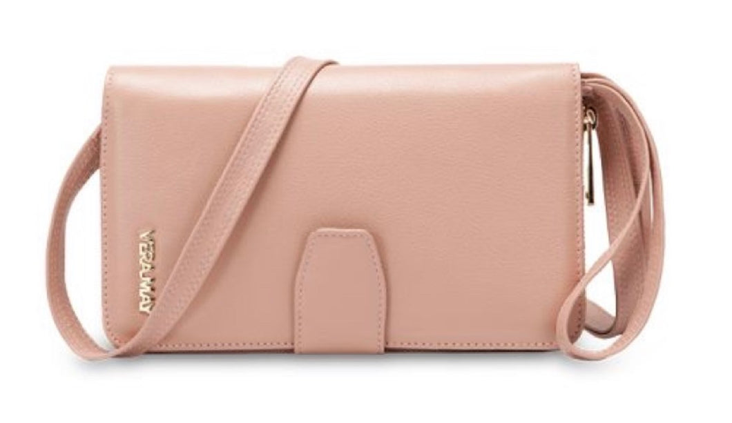 WALLET PURSE ORGANISER BLUSH