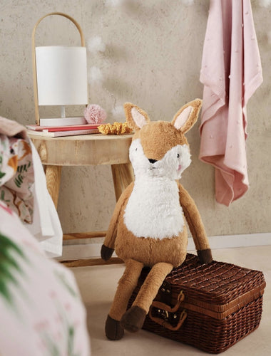 HICCUPS NOVELTY CUSHION DIERDRE DEER