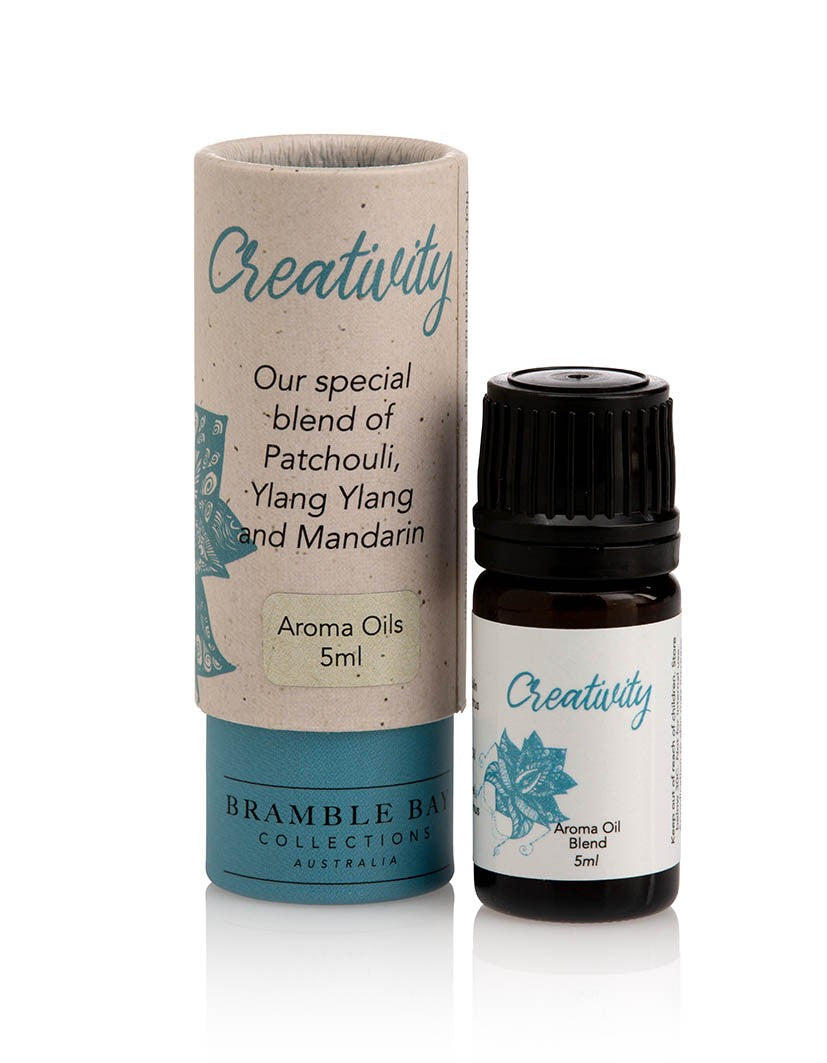 AROMA OIL BLEND CREATIVITY 5ml
