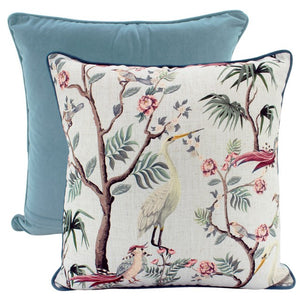 PLANTATION CUSHION 50X50CM