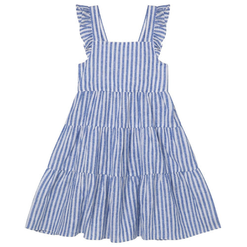 FRILL DRESS WITH STRAPS