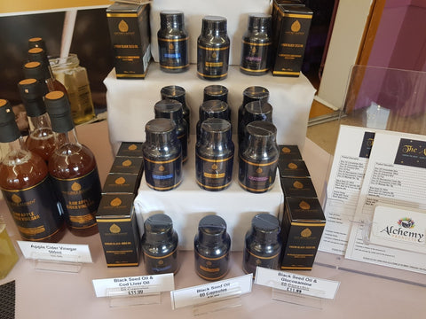 Products at the Trowell Show
