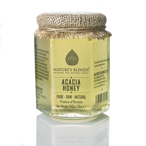 340g Acacia Honey jar