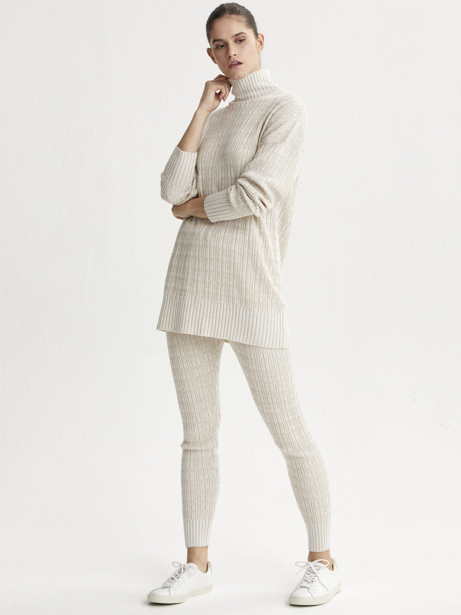 Neutral Knit