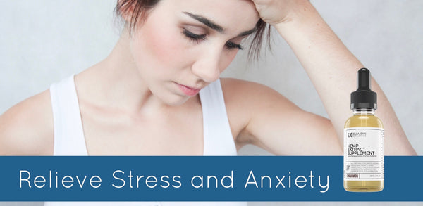CBD For Stress and Anxiety