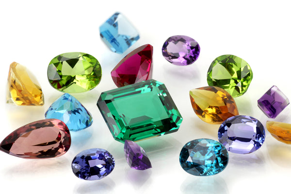 Gemstones at Cape Diamond Exchange