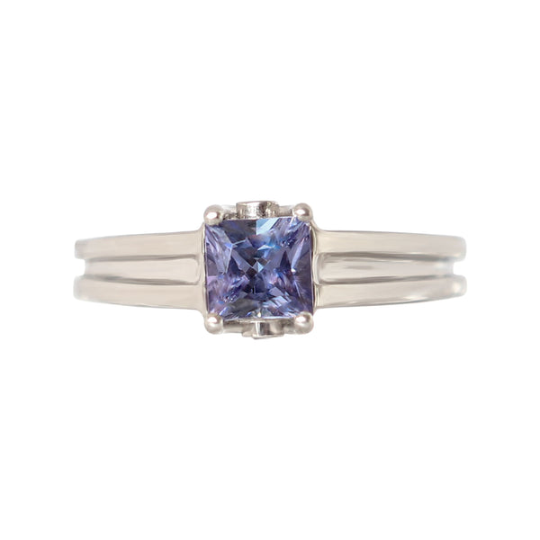Tanzanite Ring with White Gold - Cape Diamond Exchange