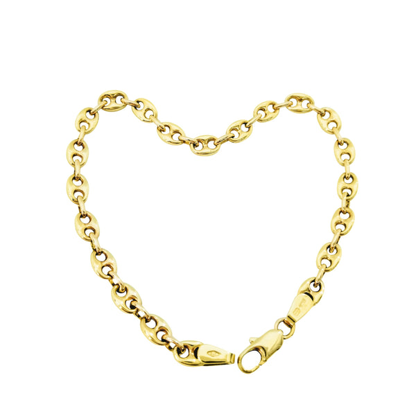 Gucci Bracelet in Yellow Gold - Cape Diamond Exchange