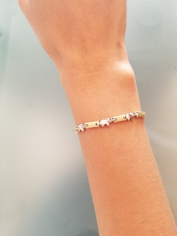 Elephant Bracelet - Cape Diamond Exchange