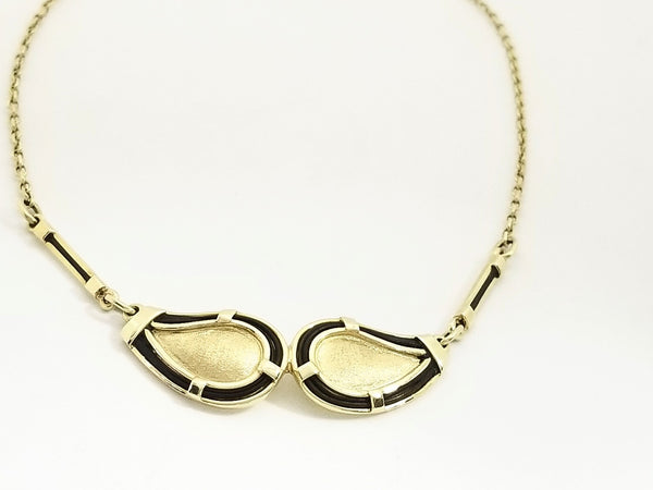 Two Loop Necklace - Cape Diamond Exchange