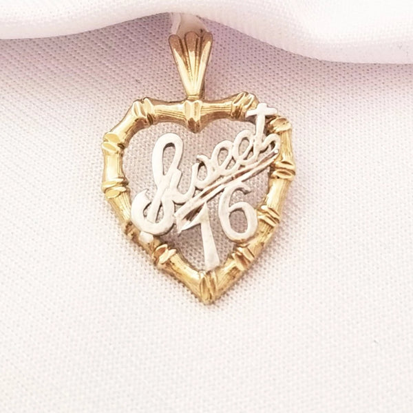 Sweet 16 Pendant - Cape Diamond Exchange