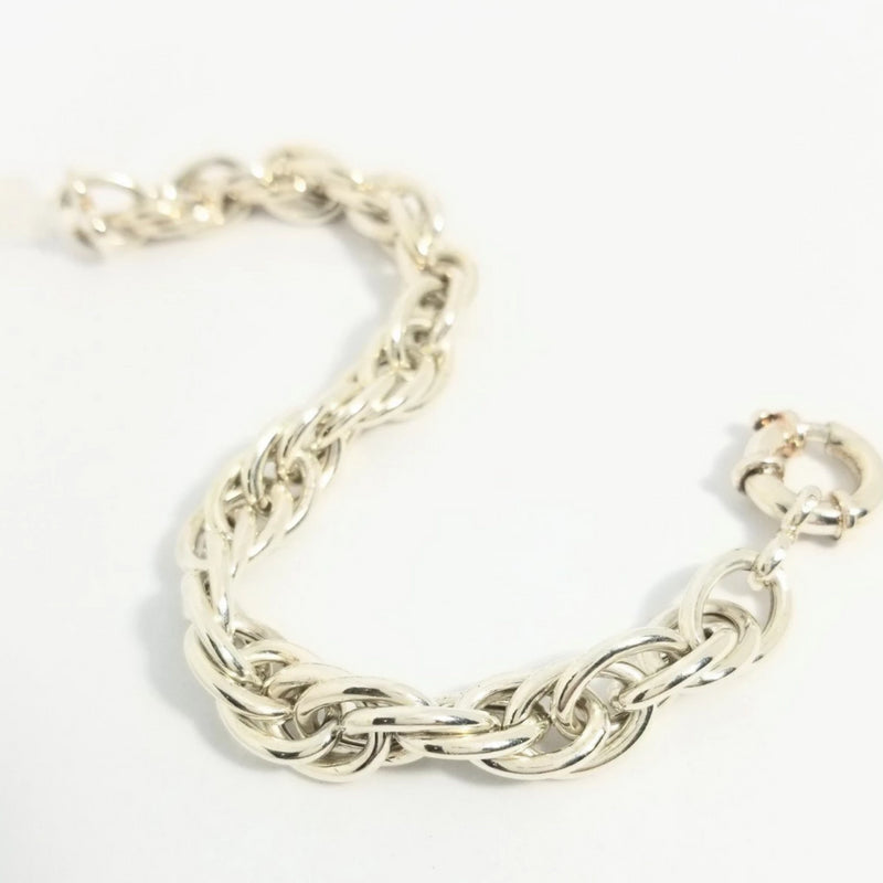 Silver Bracelet Links Combined - Cape Diamond Exchange