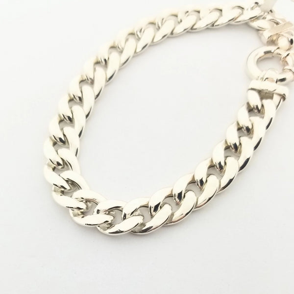 Unisex Silver Bracelet - Cape Diamond Exchange