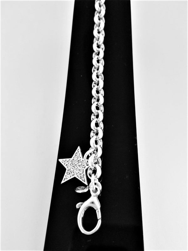 Silver Belcher Bracelet - Cape Diamond Exchange