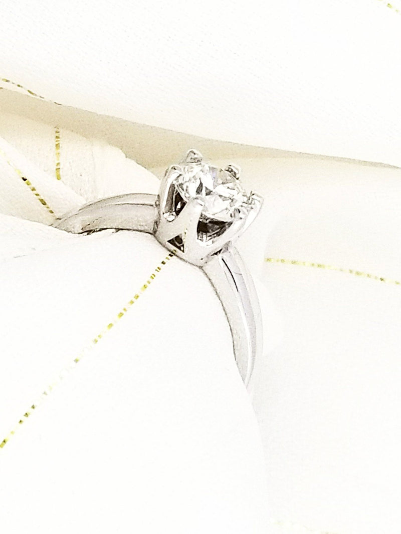 9 kt White Gold Diamond Protea Design Ring - Cape Diamond Exchange