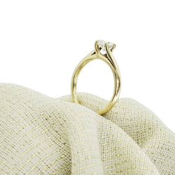 18kt Yellow Gold Diamond Ring - Cape Diamond Exchange