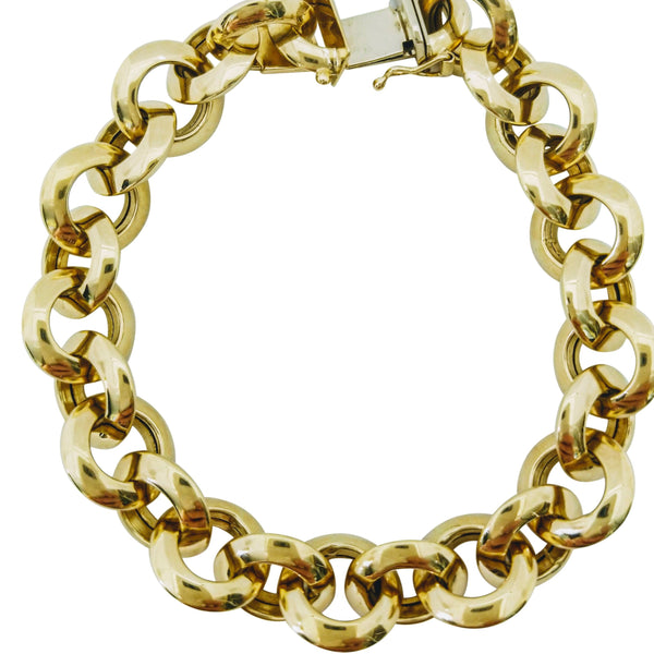 Big Links Bracelets - Cape Diamond Exchange