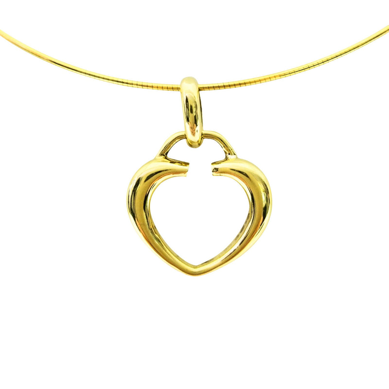 Heart Shaped Pendant - Cape Diamond Exchange