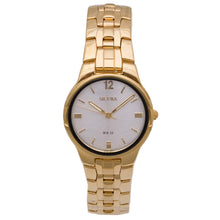 Sicura Women´s Watch SAMG 2232 Silver Quartz Stainless Steel Gold Tone