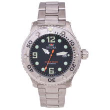 Sicura Men´s SM606 Stainless Steel Diver Watch