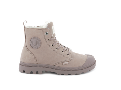 95982-671-M | PAMPA HI ZIP WL | ROSE DUST/FAWN