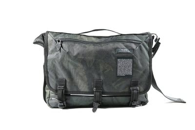 BG105-969 | DETAIL MESSENGER BAG | GREEN CAMO