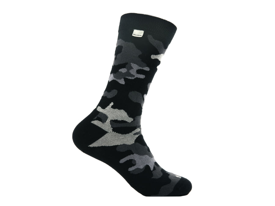 SX0114-008 | MEN'S CREW CAMO | BLACK
