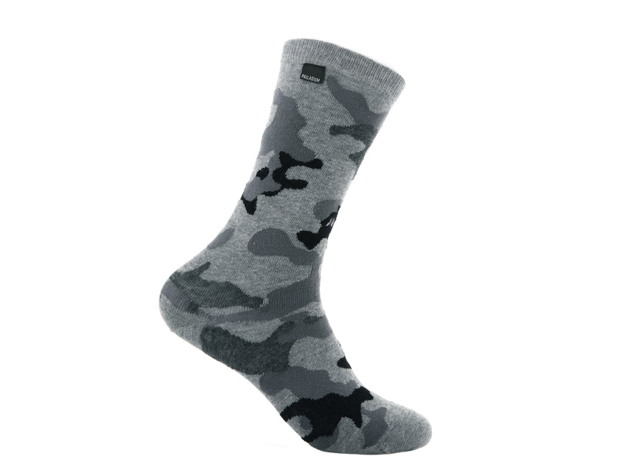 SX9113-060 | WOMEN'S CREW CAMO | GREY