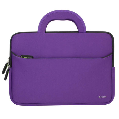 Evecase 11.6 ~ 12.2 inch Laptop/Tablet Neoprene Handle Case