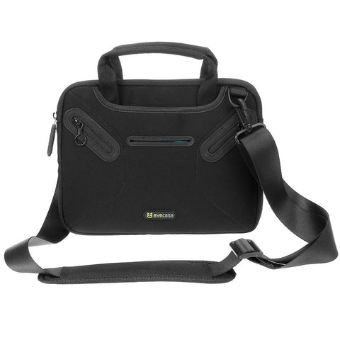 Evecase 8.9 ~ 9.7 inch Tablet/Ultrabook Extra Padded Neoprene Case with Handle and Carrying Strap
