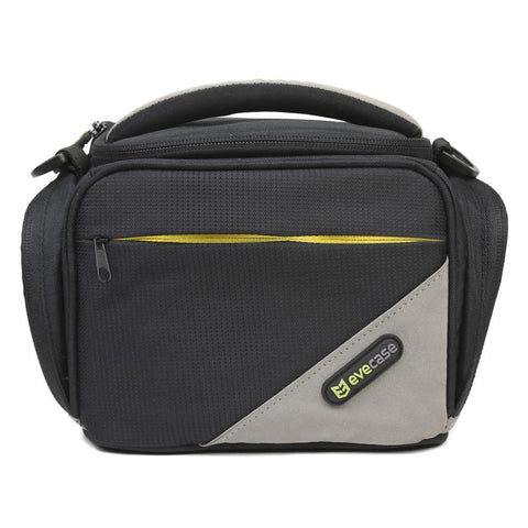 Camera Nylon Case with Strap- Black