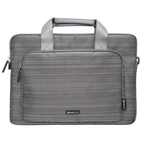 Evecase 14inch Laptop Universal Suit Fabric Briefcase Messenger Bag