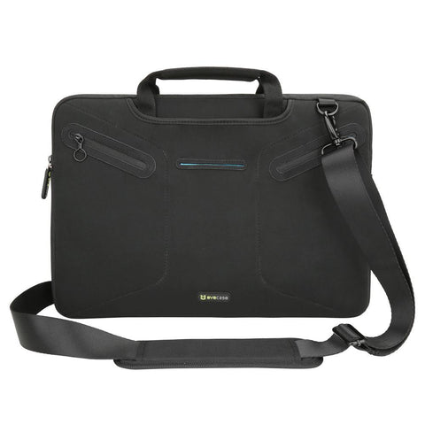 Evecase 15.6 inch Ultrabook/Laptop Extra Padded Messenger Case