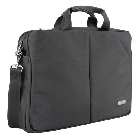 Evecase Waterproof Carrying Messenger Bag with Shoulder Strap fit up to 15.6 inch Laptop Ultrabook Chromebook