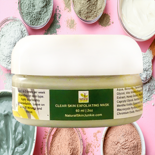 Clear Skin Exfoliating Masque